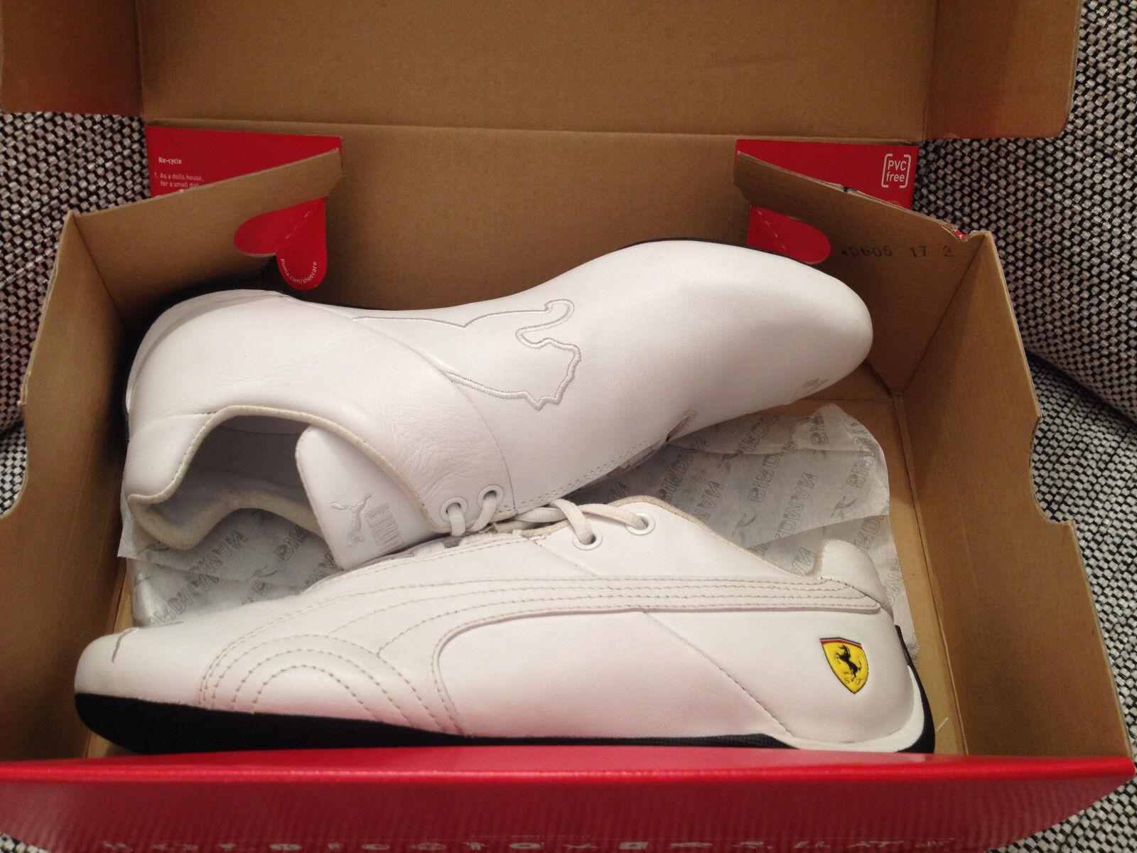 Puma Schuhe Future Cat GT Ferrari EU 41 *NEU* RARE