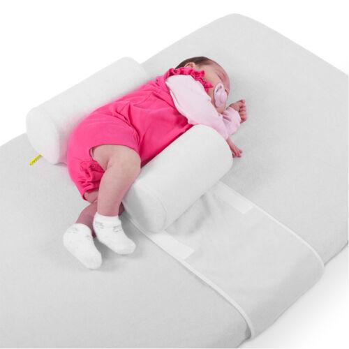 Sicherheitsrollen fürs Babybett Lagerungskissen Stützkissen f Baby NEU!