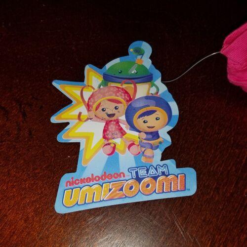 Team Umizoomi Toddler Girl Pink Shirt Top Milli New 4T