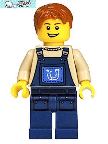 LEGO Alfie the Apprentice Plumber The Lego Movie 70811 NEW
