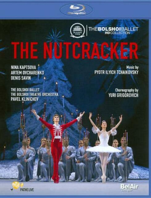 THE NUTCRACKER NEW REGION 0 BLU-RAY