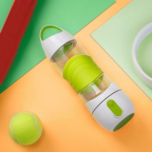 New Smart Water Bottle Cup Light With Reminder To Drink Water for Hiking Fitness