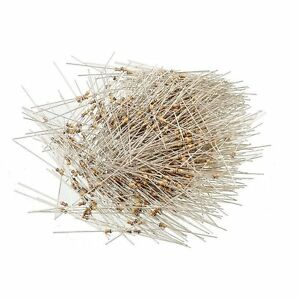 100PCS-100K-Ohm-1-4W-0-25W-5-Carbon-Film-Resistors-NEW