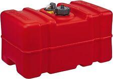 Gas Tank 12 Gallon Marine Fuel Tank Portable Transfer Can Storage Diesel Boat
