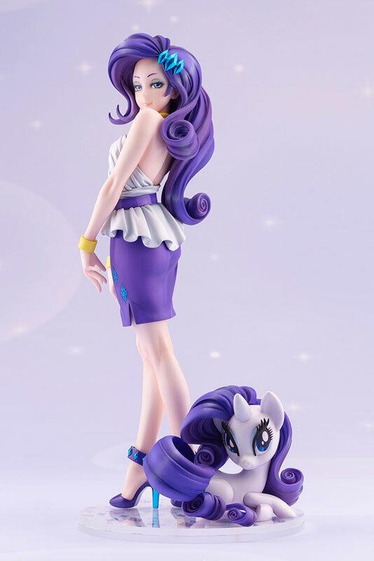 Preventa  mi Pequeño Pony Pretty Girl Rariti 1 7 Completo Figura Kotobukiya