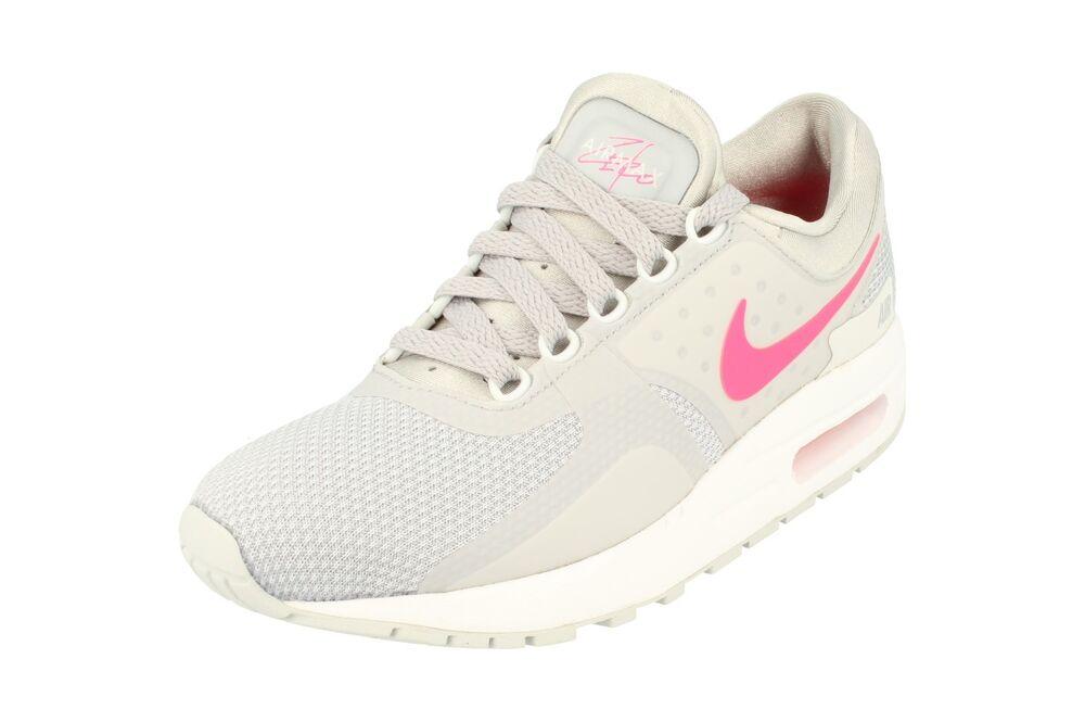 Nike Air Max Zero Essentiel Gs Basket Course 881229 003 Baskets