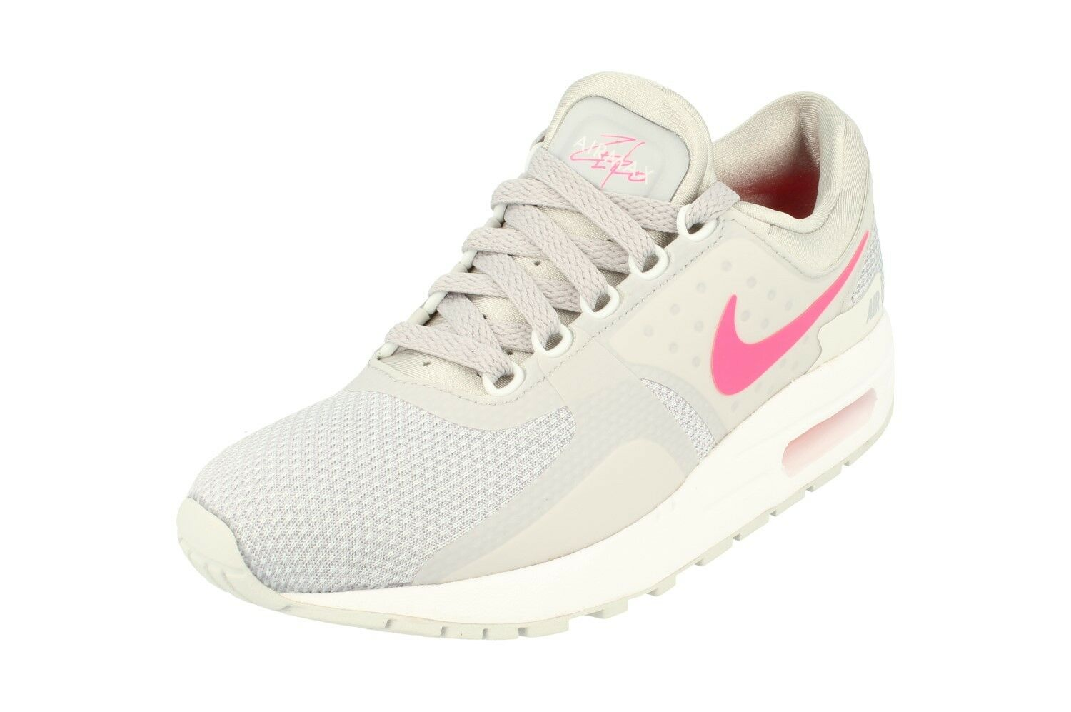 Nike Air Max Zero Essential GS Running Trainers 881229 003 Turnschuhe schuhe