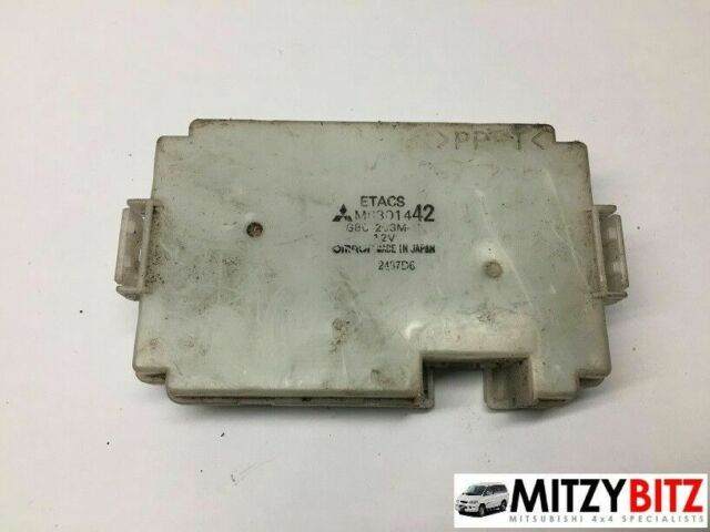 MR301442 ETACS TIME & ALARM CONTROL UNIT DELICA L400 SPACEGEAR PD8W 2.8 94-06