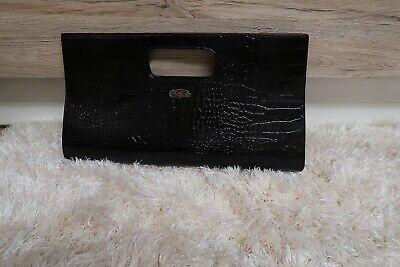 Clutch Handasche Buffalo Abend Tasche Klein Schlangen Leder Muster Hand Tasche | eBay