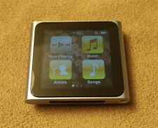 Apple iPod Nano 6th Generation Blue (8 GB) Power Button Not Working