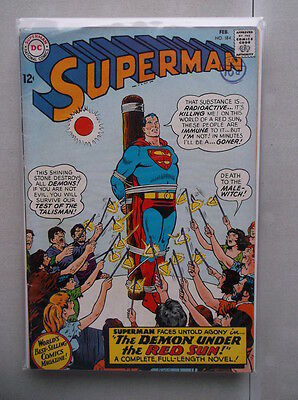 Superman Vol. 1 (1939-2011) #184 VG/FN