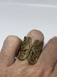 Nemesis-Antico-Bronzo-Vintage-Farfalla
