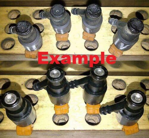 BMW E36 318 Compact Z3-Reconditionné carburant injecteurs 0280150501 318IS 1.9 1.8