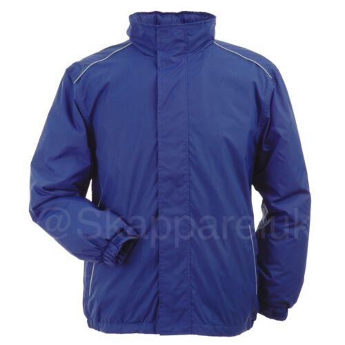 Giacca da Uomo Donna Unisex Bici Sport All/'aperto Cappotto Giacca Pioggia Impermeabile