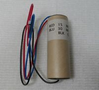 Collins 516f-2 Dual Section Capacitor Replacement