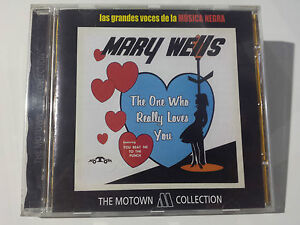 MARY-WELLS-034-THE-ONE-WHO-R-LOVES-YOU-034-034-SPANISH-CD-FROM-034-THE-MOTOWN-COLLECTION-034