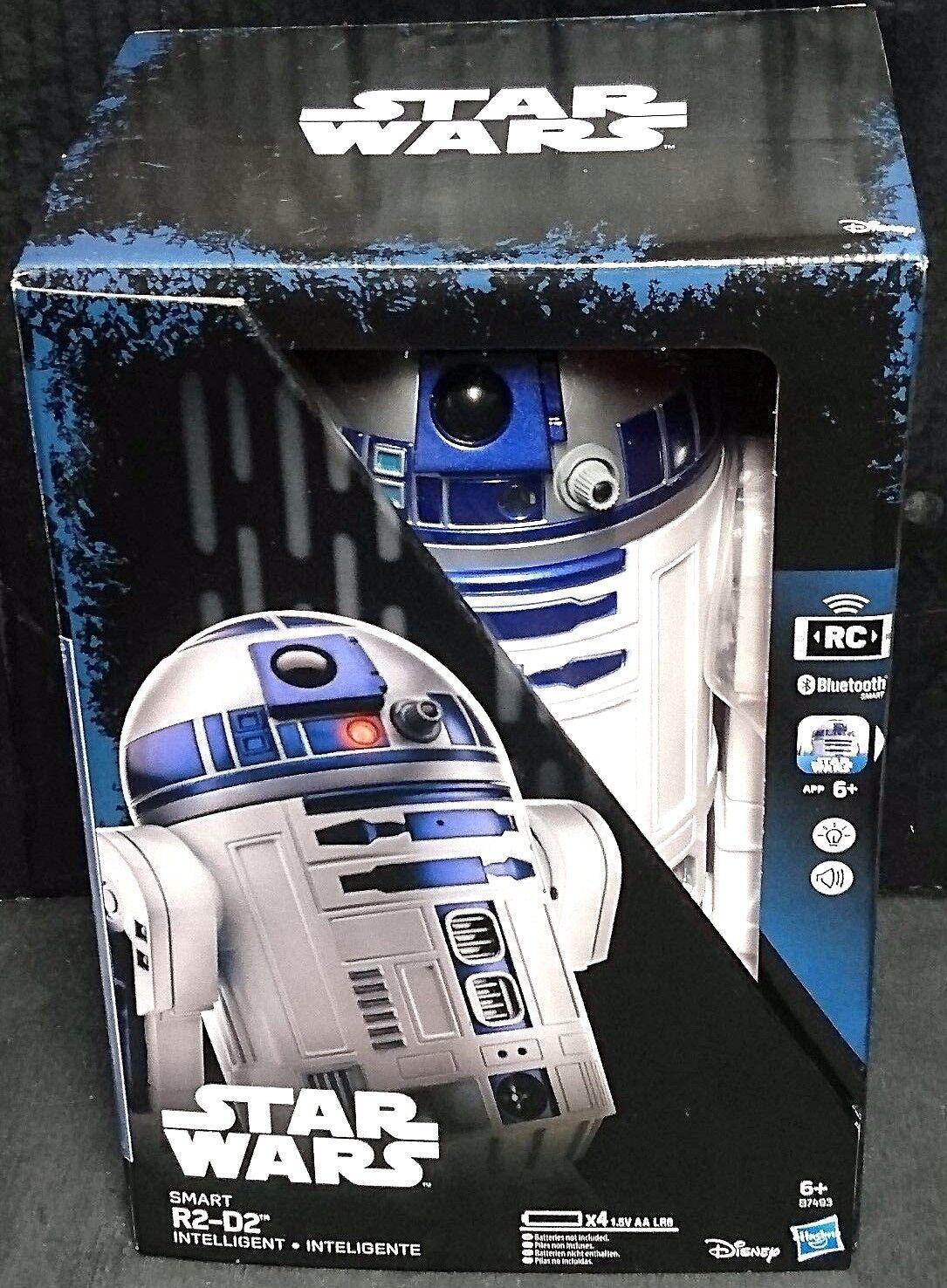STAR Wars SMART R2-D2 NUOVO intelligente/Remoto Controllo dei droidi manualmente o tramite APP