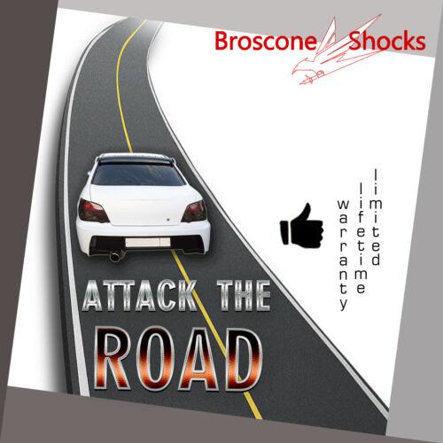 For 2005 2006 2007 2008 2009 2010 Scion tC Rear Pair Strut Shocks /& Struts