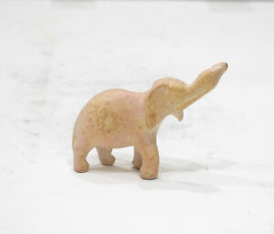 Made in Kenya African Elephant Soapstone Sculpture