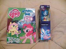 "My Little Pony Equestria Girl ""Rainbow Dash""...MIP...BONUS Activity book"