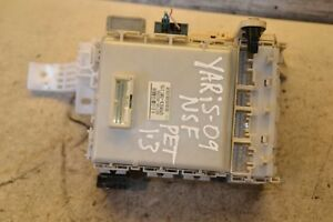 Details about Toyota Yaris Interior Fuse Box 5 Door 1.3 Petrol 2009 on