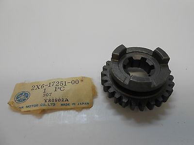 Yamaha 1979 IT400F 1979 TT500F 1980 IT175G  1980 IT250G speedometer gear