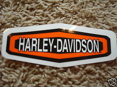 New Harley Davidson Bold Logo Window Decal Sticker Lot of 5