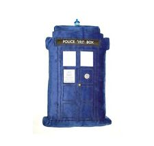 """Doctor Who: TARDIS Lights & Sound Effects Throw Pillow 20"""" Licensed Collectible"""