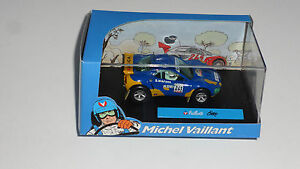 Figurine-Michel-Vaillant-Vaillante-Cairo-N-2008-neuf-Altaya