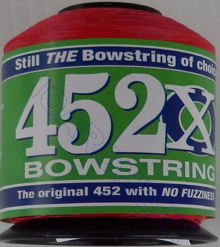 452X BOW STRING MATERIAL 1//8 LB BCY