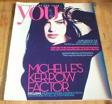 MICHELLE RYAN Selena Gomez Rachel Stevens Jim Kerr Simple Minds YOU magazine UK