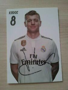 Toni-Kroos-2018-19-Real-Madrid-original-AUTOGRAMM-AK-AUTOGRAMMKARTE