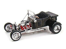 1923 Ford T-Bucket Convertible Black Yatming 92828 - 1/18 Scale Diecast Car