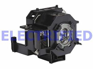 ELPLP41 V13H010L41 FACTORY ORIGINAL BULB IN GENERIC HOUSING FOR EPSON EBX6