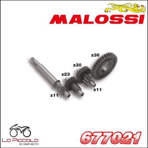 677021 Ingranaggi MALOSSI HTQ solo veicoli con variatore PIAGGIO SI 50