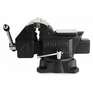... -Bench-Vise-Clamp-Machine-Repair-Woodworking-Vice-Tools-Press-4inch