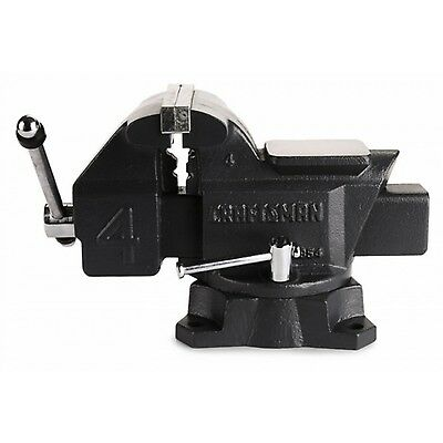 New Craftsman Bench Vise Clamp Machine Repair Woodworking Vice Tools Press 4inch