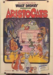 ARISTOCATS-A0-Plakat-039-71-WALT-DISNEY