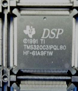 TMS320C31PQL80-SemiConductor-DSP-132-PIN-PQFP-Texas