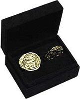 Neca 300 Movie Gold Coins Prop Replica (set 2) Leonidas Spartan Immortals Gorgo