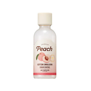 SKINFOOD-Premium-Peach-Cotton-Toner-180ml-BEST-Korea-Cosmetic