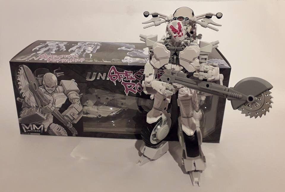 Mayhem Mekanics Unrustable Bastards Spector Rogues Transformers 3P Unrustables