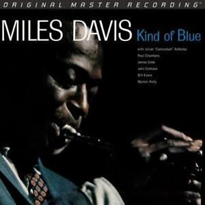 MILES-DAVIS-Kind-Of-Blue-2-LP-45-RPM-New-Sealed-Vinyl-MFSL-MOFI-Mobile-Fidelity