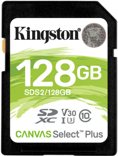 Memory Card For Canon PowerShot SX500 IS Camera 32GB 64GB 128GB SD