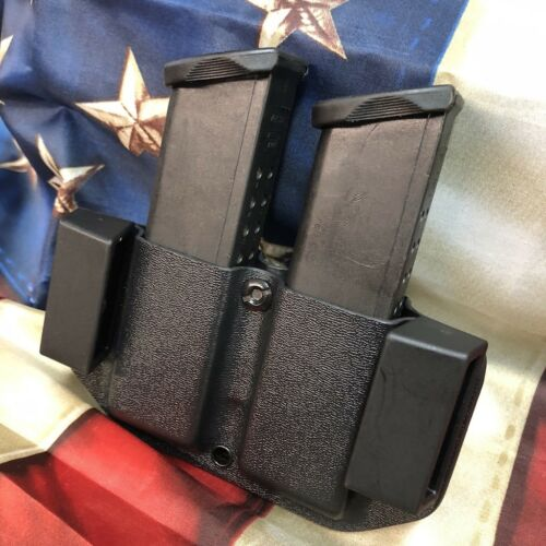 Carbon Fiber Double Mag Magazine Carrier for Sig Sauer Models by 1441 Gear