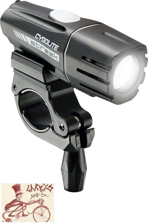 CYGOLITE STREAK 450  RECHARGEABLE BICYCLE HEADLIGHT  buy 100% authentic quality