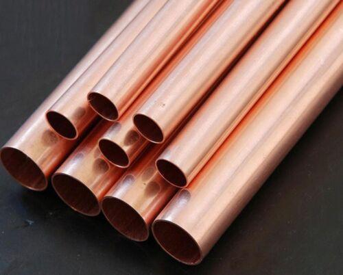 20mm Harte Gerade Kupferrohr Dorl /_ A Rohr Auswahl Größe Durchmesser 12mm