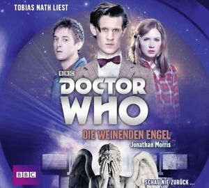 JONATHAN-MORRIS-DOCTOR-WHO-DIE-WEINENDEN-ENGEL-4-CD-NEW