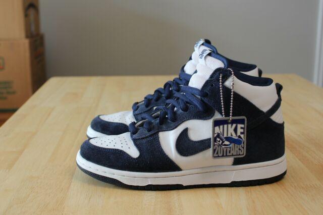 Nike SB Dunk High Pro Villanova