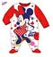 Baby-Boys-Girls-Character-100-Cotton-Sleepsuit-Babygrow-Pyjamas-Minnie-Mickey thumbnail 11